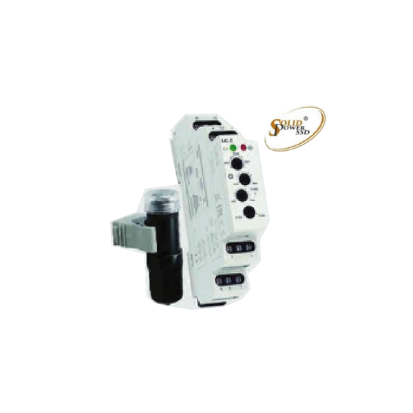 Regulador de intensidad lumínica led con control automático