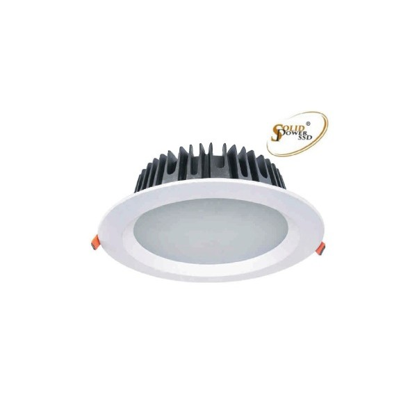 Downlight led sin driver 20 W